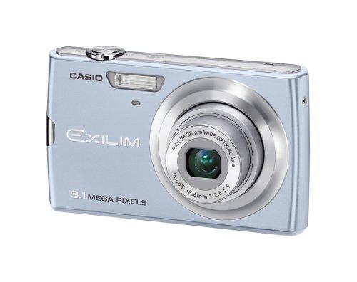 CASIO デジタルカメラ EXLIM ZOOM EX-Z250 ブルー EX-Z250BE