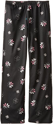 Pant Life Sleep Good Is Girls (Life is good Girl's Sleep Pant (Night Black), X-Small)