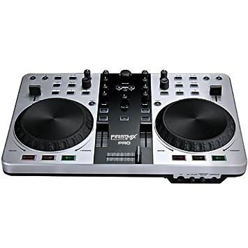 Controlador DJ Gemini FirstMix Pro USB-Midi: Amazon.es ...