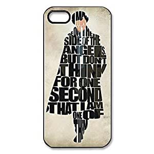 Sherlock Pattern Plastic Hard For HTC One M8 Phone Case Cover