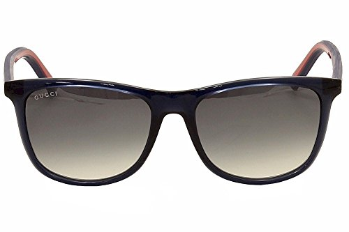 1af0a357e58db Gucci Men s Gradient Non-Polarized Sunglasses 55 - Buy Online in ...