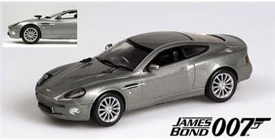 James Bond Die Another Day Aston Martin V12 Vanquish 1 43 Scale Diecast Model Amazon De Spielzeug