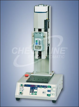 Shimpo FGS100PVH Motorized Programmable Test Stand 110 Lb Vertical, standard speed w/LED