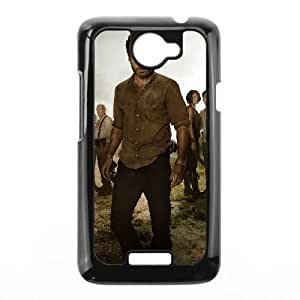 HTC One X Black The Walking Dead phone cases&Holiday Gift