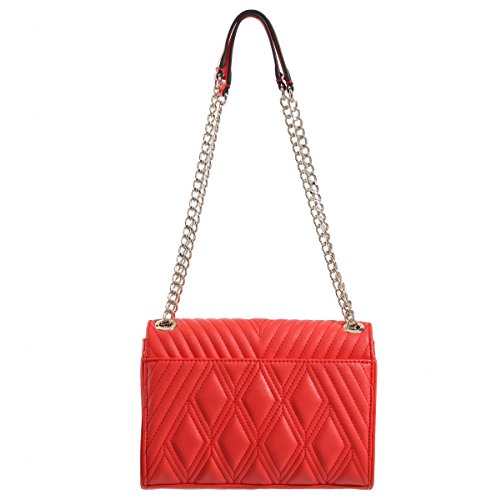 BORSA SHOPPERS TRACOLLINA DONNA GUESS (ROSSO) 24 x 17,5 x 6,5 cm
