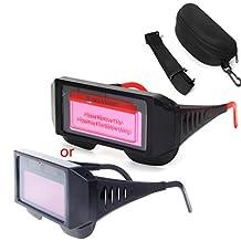 AUSPro Solar Auto Darkening Welding Mask Helmet Eyewear Goggles Welder Glasses