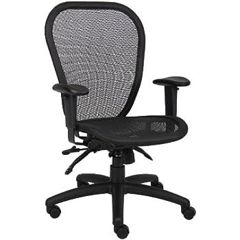 Amazon Com Boss Office Products B6888 Bk Multi Function