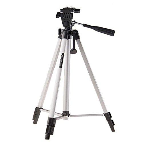 カメラ三脚 TangQI カメラ三脚 3段三脚 小型 軽量 デジタルカメラ 一眼レフカメラ用 三脚ホルダー オリンパス カメラ ポータブル ユニバーサル スタンド三脚