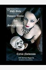 Goth Girls Vampire Vixen's and Satan's Sirens Paperback