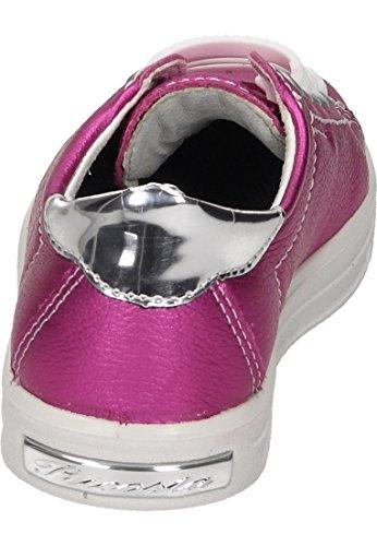 Ricosta Mädchen Midory Sneaker pop/silber