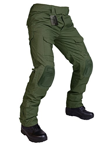 a4226101 ZAPT Tactical Pants with Knee Pads Airsoft Camping Hiking Hunting BDU  Ripstop Combat Pants 13 kinds