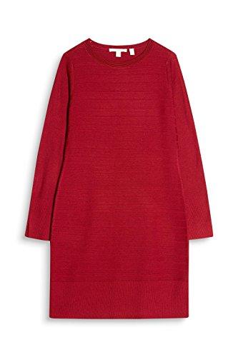 ESPRIT Garnet Rosso 620 Vestito Red Donna 4q4Zpxwr