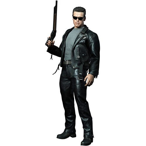 Terminator 2 Wing (Terminator 2 Judgement Day Hot Toys Movie Masterpiece 1/6 Scale Collectible Figure T800 Arnold)
