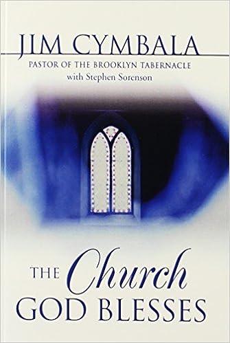 The Church God Blesses By Jim Cymbala 2002 03 01 Jim Cymbala