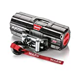 Warn Industries 101135 AXON 35 Powersports Winch with Steel Rope
