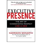 img - for Executive Presence: The Art of Commanding Respect Like a CEO (Hardback) - Common book / textbook / text book