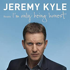 I'm Only Being Honest Audiobook