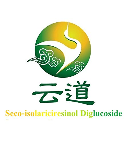 Flaxseed Extract 1KG, Seco-isolariciresinol diglucoside, water solubility Secoisolariciresinol Diglucoside (SDG)