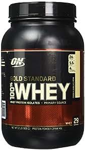 Optimum Nutrition 100% Whey Gold Standard French Vanilla Creme 2lb
