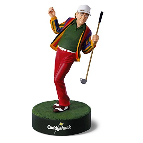 Hallmark Keepsake Christmas Ornament 2018 Year Dated, Caddyshack Let's Dance! With Sound