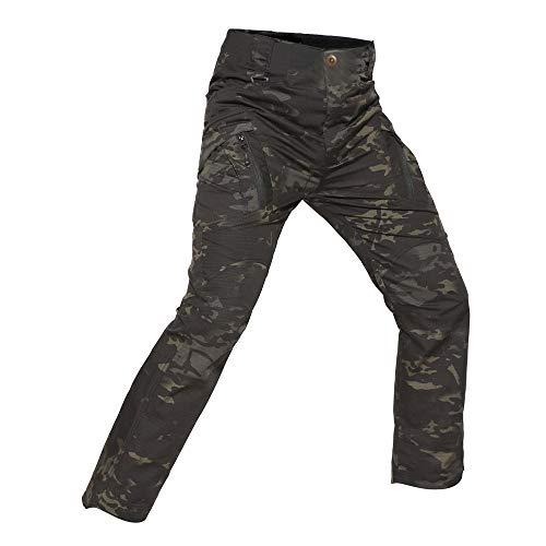 0a3b08b9ae927a Pants Combattimento All'aperto Militare Lavoro Casual Cotone Uomo Cargo  Jogging Moda Casuale Tattico Pantaloni Classics Yesmile Dell'esercito ...