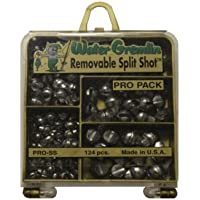 Water Gremlin Removable Split Shot Pro Pack, 48ea/BB,...