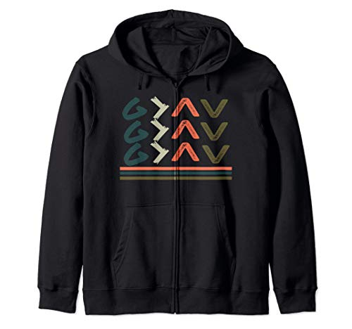 God Is Greater > Than the Highs and Lows Christian Faith Zip Hoodie