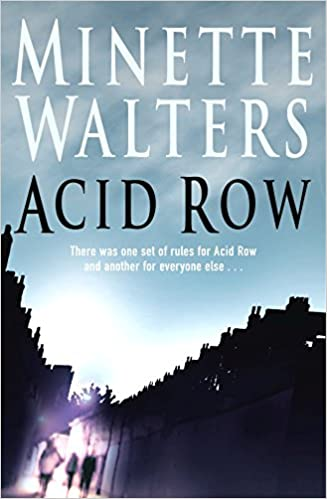 Acid Row Amazon De Walters Minette Fremdsprachige Bucher