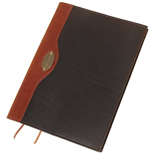 Composition Writing Journal Notebook Refillable Notepad Black USA Made No. 30 by Col. Littleton
