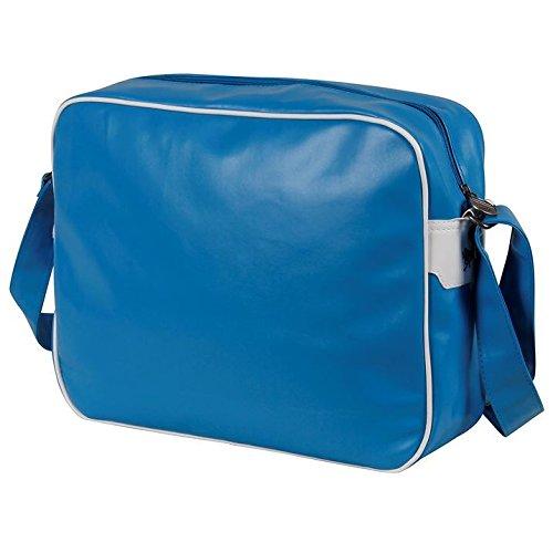 Azul azul para Bolso hombre Lonsdale al azul hombro tYqwx0Fx