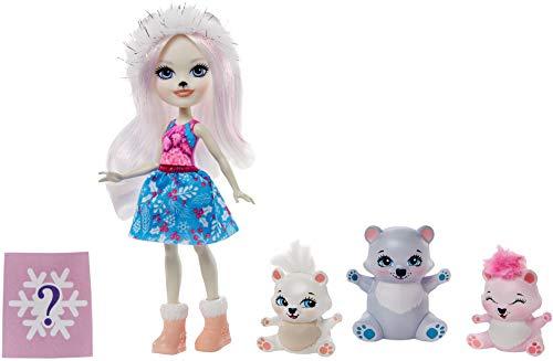 Comprar nuevas muñecas enchantimals Polar Bear