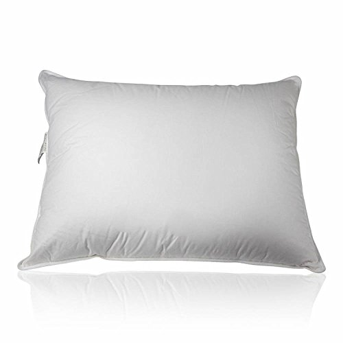 Premium-100-White-Goose-Down-Firm-Pillow by Magic Tech