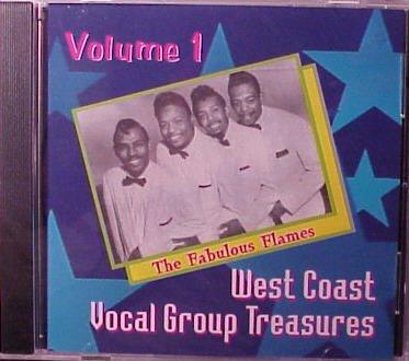West Coast Vocal Group Treasures, Volume 1