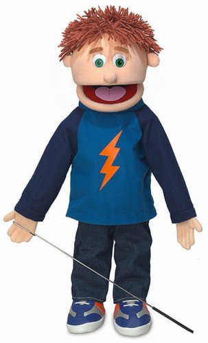 Galleon 25 Quot Tommy Peach Boy Full Body Ventriloquist Style Puppet