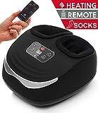 Best Foot Massagers - Shiatsu Foot Massager Machine with Heat - Electric Review