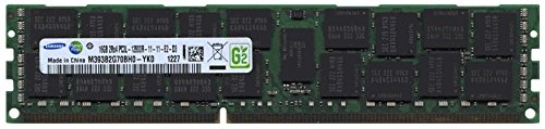 16GB DELL Poweredge Memory Upgrade PC3-12800 DDR3-1600 SNP20D6FC/16G, A6994465 by (Sdram Rdimm Memory)