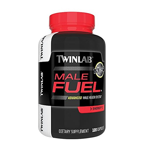 Twinlab Male Fuel, 120 Capsules