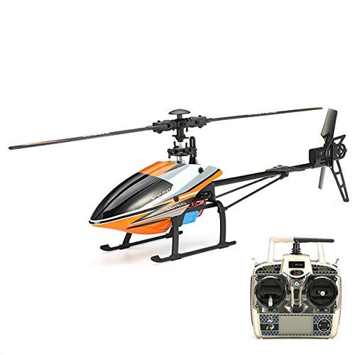 US Warehouse - WLtoys V950 2.4G 6CH 3D6G System Brushless Flybarless RC Helicopter RTF