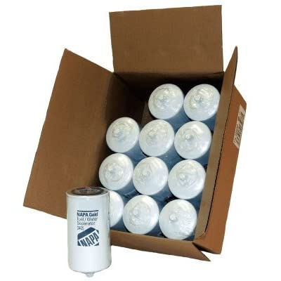 3405 Napa Gold Fuel Filter Master Pack Of 12: Automotive