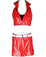 Vocaloid Family Cosplay Costume - MEIKO 1st XX-Small