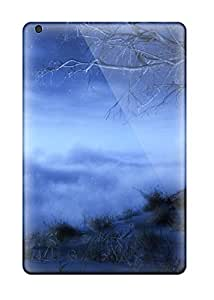 Eric J Green Premium Protective Hard Case For Ipad Mini/mini 2- Nice Design - Desolate Tree