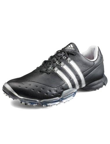 adidas adidas adidas Powerband 3.0 Golf Shoe (Black/Black/Silver) 11 wide d4eb30