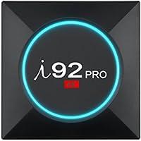 AUHKO I92 Pro Android Smart TV Box 2GB 16GB Amlogic S912 HDR Octa Core BT4.0 2.4G/5.8G WiFi 4K LED Set-top Box PK X92 TV Box