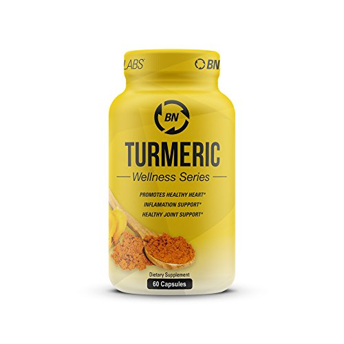 Turmeric Curcumin with Bioperine Joint Pain Relief – 95% STANDARDIZED CURCUMINOID – 10mg Black Pepper – Best Supplement – Certified Organic – Easy to Swallow – Third Party Tested – Made in The USA