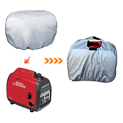 Generator Cover for Honda Eu2000i Eu2200i Generators - All Season Outdoor Storage Cover by Sunluway
