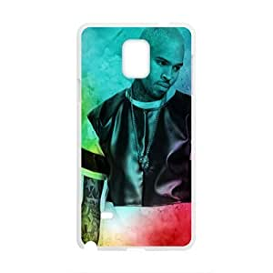 Chris Brown Phone Case for Samsung Galaxy Note4 Case