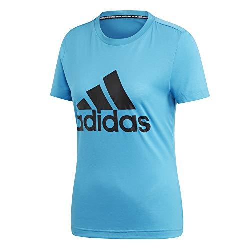 Cyan Tee Bos Femme Bleu Mh Adidas shirt W T nqgP874wZx