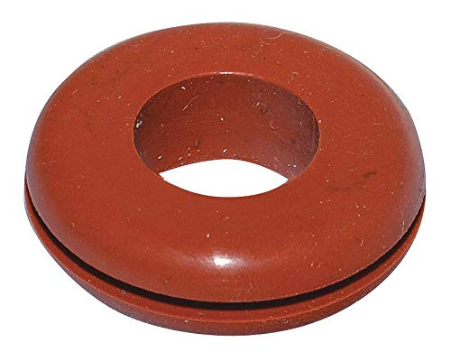 Style 1 Rubber Grommet, 5/16'' I.D, 13/16'' O.D, 1/4'' Panel Thickness, PK10 - pack of 5
