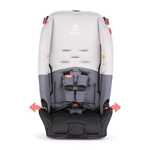 Diono Radian 3R Convertible Car Seat, Light Grey