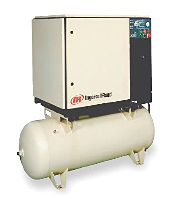 Image Unavailable. Image not available for. Color: Rotary Screw Air Compressor, 10 HP ...